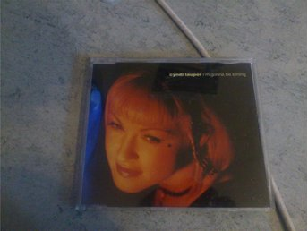 Cyndi Lauper - I'm Gonna Be Strong (CD SINGEL)