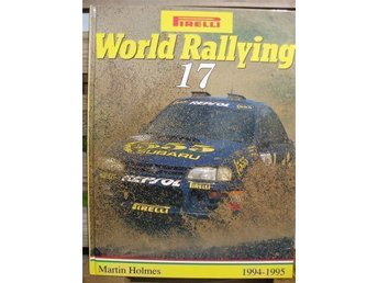 Pirelli World Rallying 17 - Vänersborg - Pirelli World Rallying 17 - Vänersborg