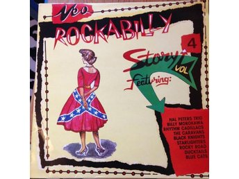 Neo Rockabilly Story vol. 4 - Black Knights, Hal Peters trio, Blue Cats etc