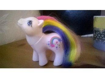 My little pony regnbåg pony - Strängnäs - My little pony regnbåg pony - Strängnäs