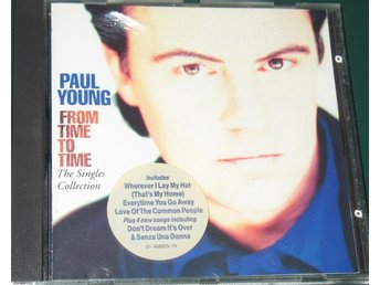 PAUL YOUNG -- FROM TIME TO TIME -- CD -- 1991 - Bro - PAUL YOUNG -- FROM TIME TO TIME -- CD -- 1991 - Bro