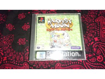 Harvest Moon: Back To Nature PS1
