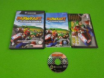 Mario Kart Double Dash GameCube Game Cube - Hägersten - Mario Kart Double Dash GameCube Game Cube - Hägersten