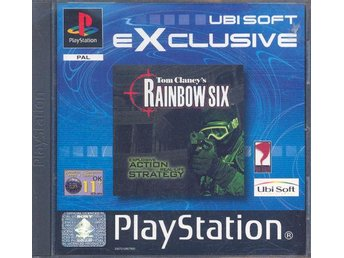 Rainbow Six - Exclusive - Playstation