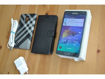 Samsung Galaxy Note 4 olåst