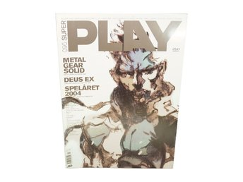 Super Play Nr 95 Metal Gear Solid