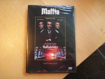 Maffiabröder - Ny DVD - Broby - Här har du en NY DVD - Maffiabröder Inplastad. Skickar mina varor med posten och följer postens portotabell. Tar en liten kostnad då jag packar i nytt packningsmaterial. Totalpriset för frakten är den som gäller. Vinnarmailet kommer från T - Broby