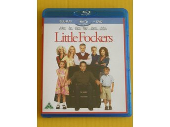 "Javascript är inaktiverat. - Hässelby - Little Fockers (Bluray)Med Robert De Niro, Ben Stiller, Owen Wilson, Barbara Streisand, Jessica Alba, Dustin Hoffman, Harvey Keitel, m.fl.2-disc Specialutgåva !Handling: ""A family-patriarch wants to appoint a successor. Does his son-in-law, t - Hässelby"