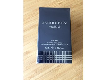 NY BURBERRY WEEKEND PARFYM EDT 30ML