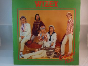 WIZEX - GREATEST HITS   ( LP / VINYL )
