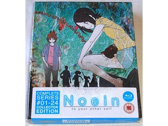 Noein - Complete Series (Collector´s Edition) (Blu-ray) *NY*