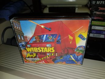WIBSTARS till Commodore 64