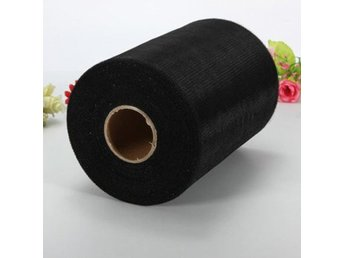 Tulle Fabric Roll Spool Wedding Craft Party Bow Decor 6