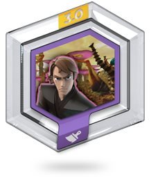 FORESTS OF FELUCIA Power Disc Star Wars - Disney Infinity 3.0