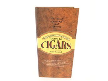 Guide to Cigars Jane Resnick ISBN 3895088501