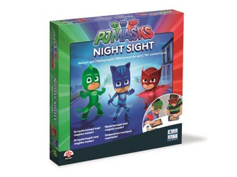 Danspill PJ Masks Night Sight Game