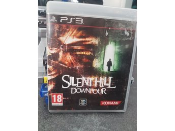 Silent hill Downpour till Playstation 3 PS3