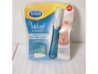 scholl velvet smooth nagelfil