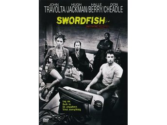 DVD - Swordfish