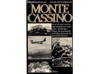 Monte Cassino, David Hapgood, David Richardson