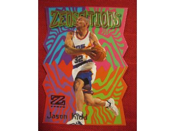 JASON KIDD - ZENSATIONS - 1997-98 Z-FORCE - PHOENIX SUNS - BASKET