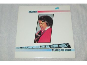 PHIL SWEET - MEMPHIS BLUE STREAK 1981 C0UNTRY, ROCKABILLY, USA