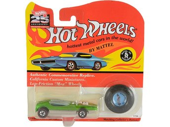 Splittin Image Hot Wheels #5708 25th Anniversary Collector's Edition