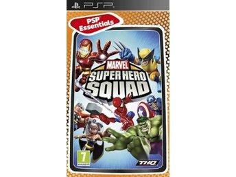 Marvel Superhero Squad - Essentials - Sony PSP - Varberg - Marvel Superhero Squad - Essentials - Sony PSP - Varberg