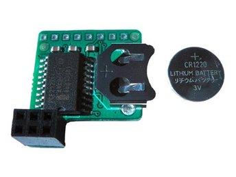 Raspberry Pi RasClock v. 4.0 - Real Time Clock Module - Höganäs - Raspberry Pi RasClock v. 4.0 - Real Time Clock Module - Höganäs