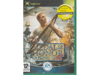 Medal Of Honor - Rising Sun - Xbox