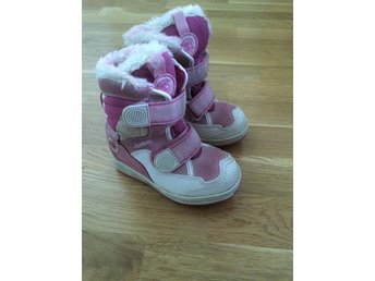 Timberland vinterskor, kängor boots rosa strl 26 - Stockholm - Timberland vinterskor, kängor boots rosa strl 26 - Stockholm