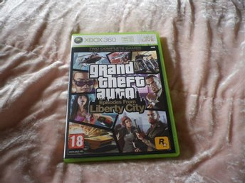 Grand Theft Auto * Episodes from Liberty City * Xbox 360
