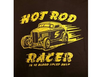 Hot rod racer tshirt Small - Nyköping - Hot rod racer tshirt Small - Nyköping