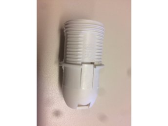 Prima Lamphållare, lampsockel E14 med kra.. (274323771) ᐈ Lincotrading RZ-75