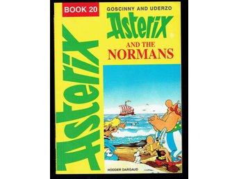 Asterix and the Normans book 20 (På engelska)