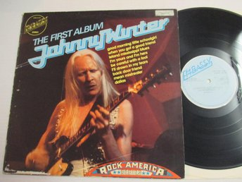"Johnny Winter ""The First Album"""