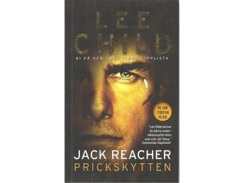 Lee Child: Jack Reacher. Prickskytten.