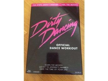 DVD Dirty Dancing official dance workout - Stenungsund - DVD Dirty Dancing official dance workout - Stenungsund