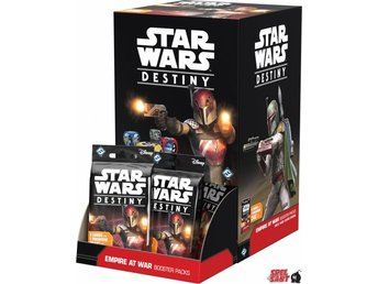 Star Wars Destiny Empire At War Booster Pack Display (36 Boosters)