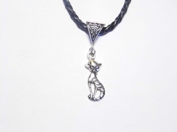 Katt halsband / Cat necklace