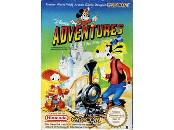 Adventures in The Magic Kingdom - NES - Komplett