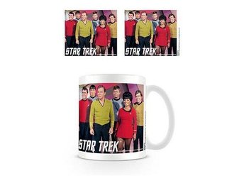 Star Trek Mugg Cast