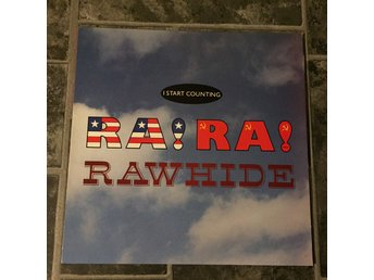 "I START COUNTING - RA! RA! RAWHIDE. (MVG 12"")"