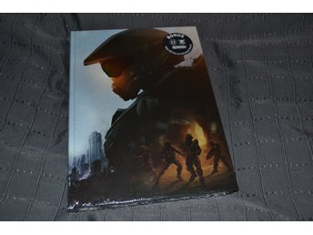 Halo 5 Guardians Strategy Guide Collector's Edition Se Hit!