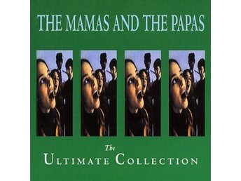 Mamas & Papas: Ultimate collection (CD)