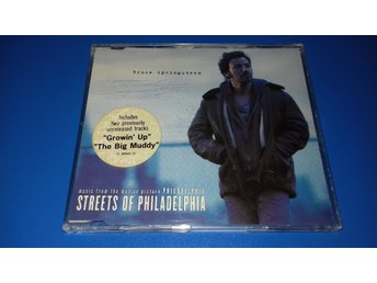 BRUCE SPRINGSTEEN - streets of Philadelphia - cds - (cd)