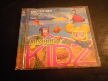 absolute kidz greatest hits cd