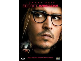 DVD Secret Window