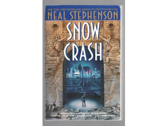 Neal Stephenson - Snow Crash
