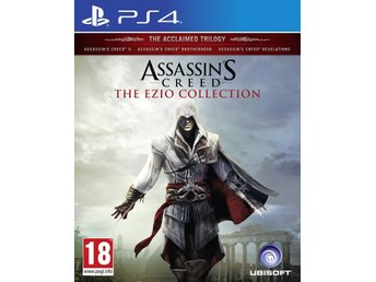 Assassins Creed - The Ezio Collection - Playstation 4